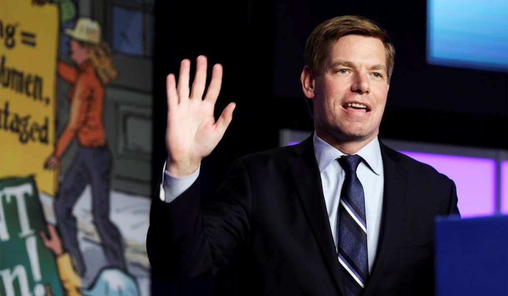 Chinese Spy Worked as Fundraiser for Eric Swalwell