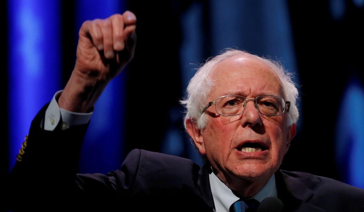 Bernie Sanders Backs Committee to Study Racial Reparations ...