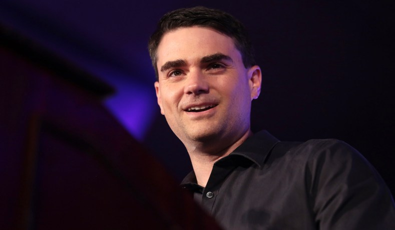 Student Files Complaint against Roommate for Watching Ben Shapiro Video