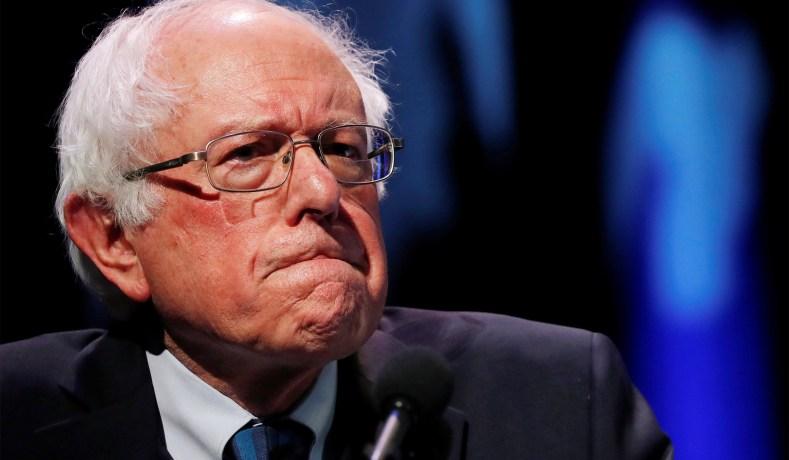 Why Stop Sanders