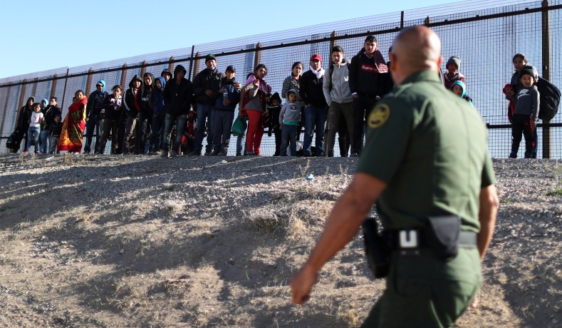 Image result for Crisis at the border