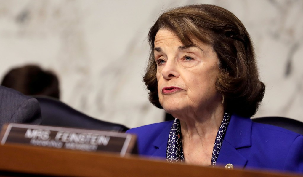 Pro-Abortion Group Calls for Feinstein's Ouster from Judiciary Committee after Amy Coney Barrett Hearings