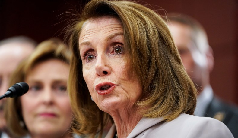 Democratic Leadership Can't Find Its Backbone on Impeachment
