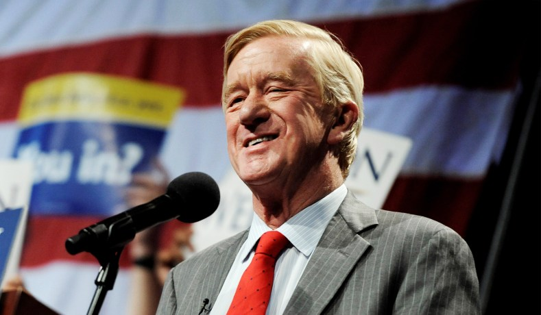 Ex-Mass. Governor Bill Weld Announces Primary Challenge to Trump