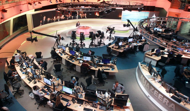 Al Jazeera Writes Another Chapter in Its Own Ugly History