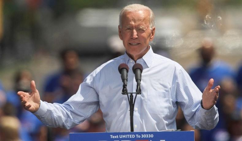 Joe Biden Is Convinced a Pro-China-Trade Stance Is a Winner