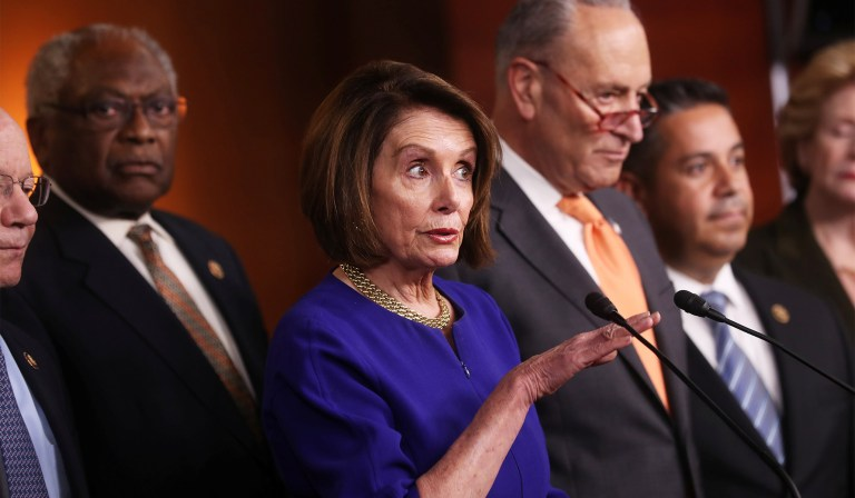 POINT: Don't Blame 'Washington' For Nothing Getting Done In Washington |  COUNTERPOINT: Welcome To Washington's Silly Season Nancy-pelosi-democrats