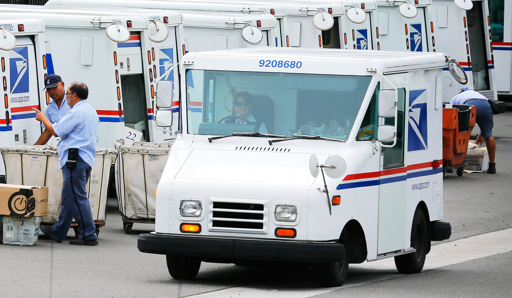 The Postal Service's Routine Reforms Are Recast as the Latest Plot to Help Trump's Reelection thumbnail