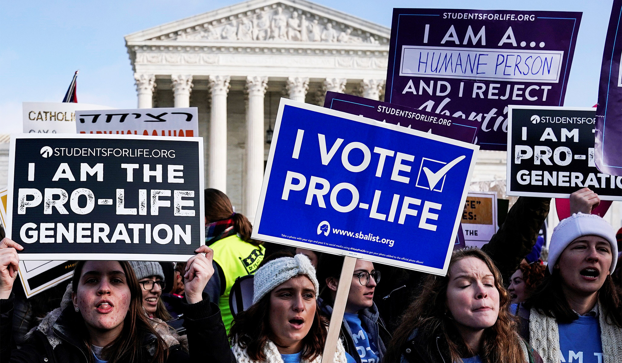 Abortion Survivors Encourage Forgiveness at March for Life
