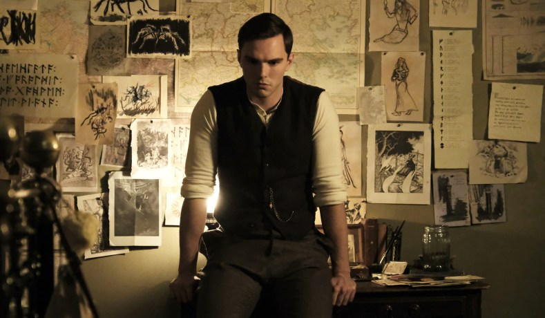 Movie Poster 2019: Movie Review: 'Tolkien' Is Pretentious And Banal