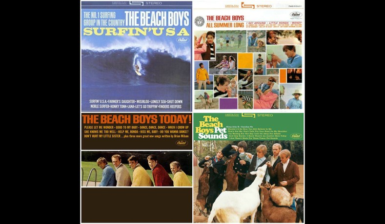 Political Beats Podcast: The Beach Boys Early Years | National Review