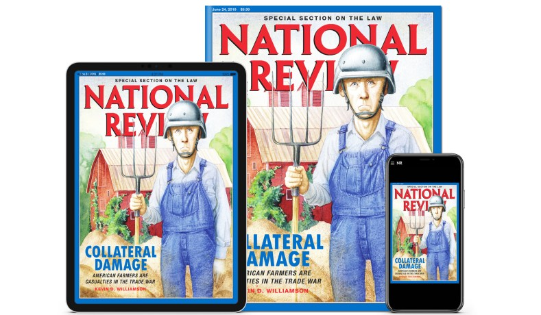 Get Your Gothic On with the New Issue of National Review