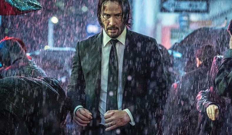Keanu Reeves' Dance with Death in John Wick: Chapter 3 — Parabellum