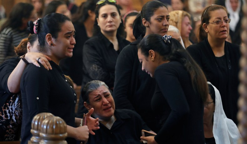 Religious Freedom Week: The Persecution of Copts in Egypt