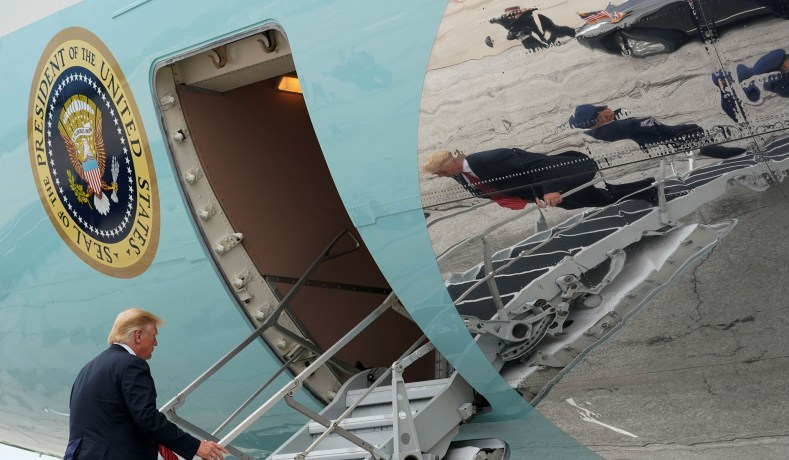 On Painting Air Force One