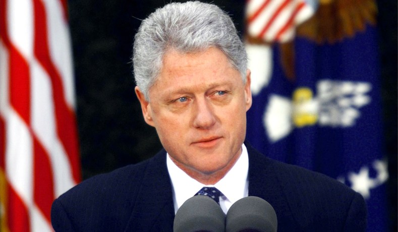 Why Clinton Got Impeached