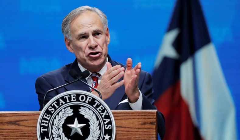 Texas Governor Signs Bill Making It Illegal to Hear Sex Jokes On Campus and Not Report It