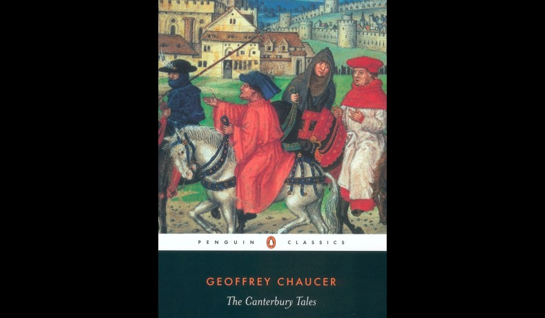 Episode 91: The Canterbury Tales by Geoffrey Chaucer