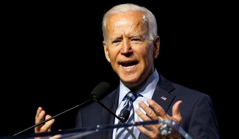 Biden: 'Everything' Trump 'Says and Has Done Encourages White Supremacy'