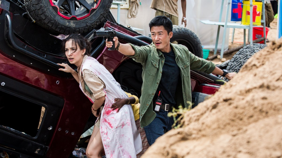<i>Wolf Warrior II</i> Tells Us a Lot about China