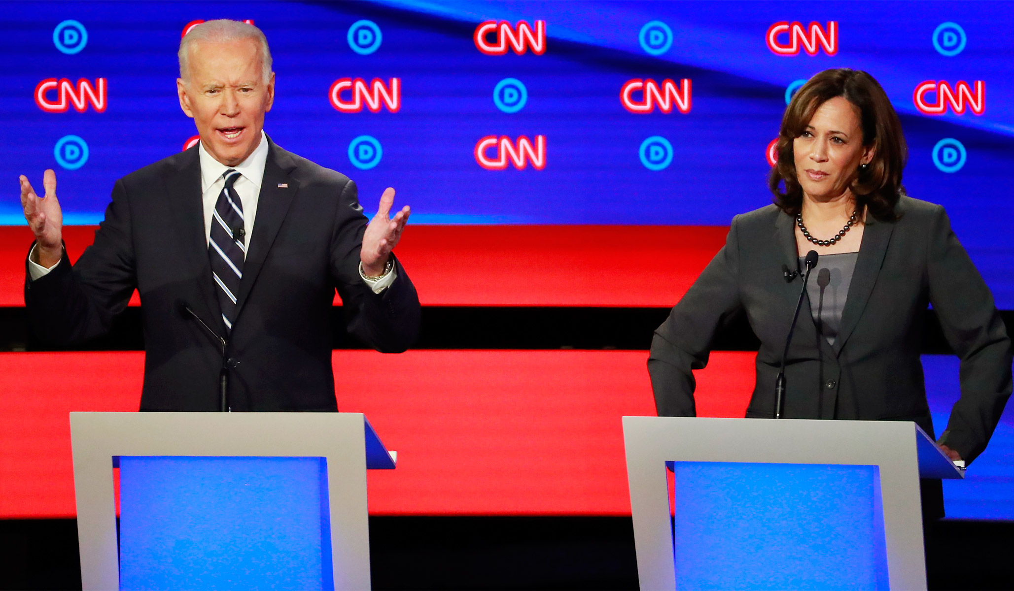 Rewriting History on Harris vs. Biden thumbnail