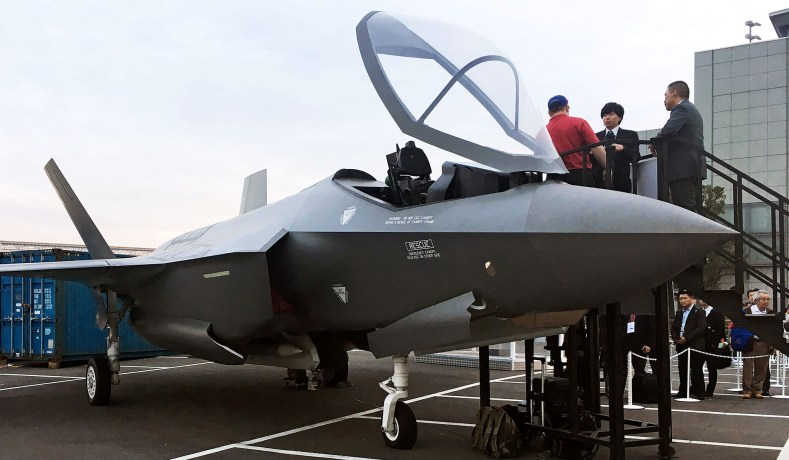 U.S. Bans Sales of F-35 to Turkey over Purchase of Russian Air-Defense Systems