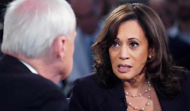 What's Kamala Harris's Real Weakness as a Presidential Candidate?