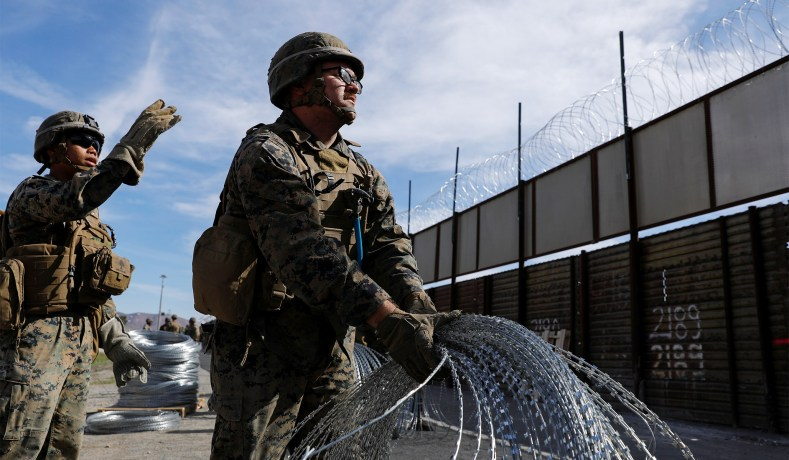 Pentagon to Send 2,100 More Troops to Border