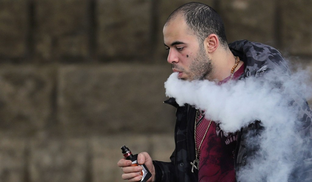 The Puzzling Problem of Vaping