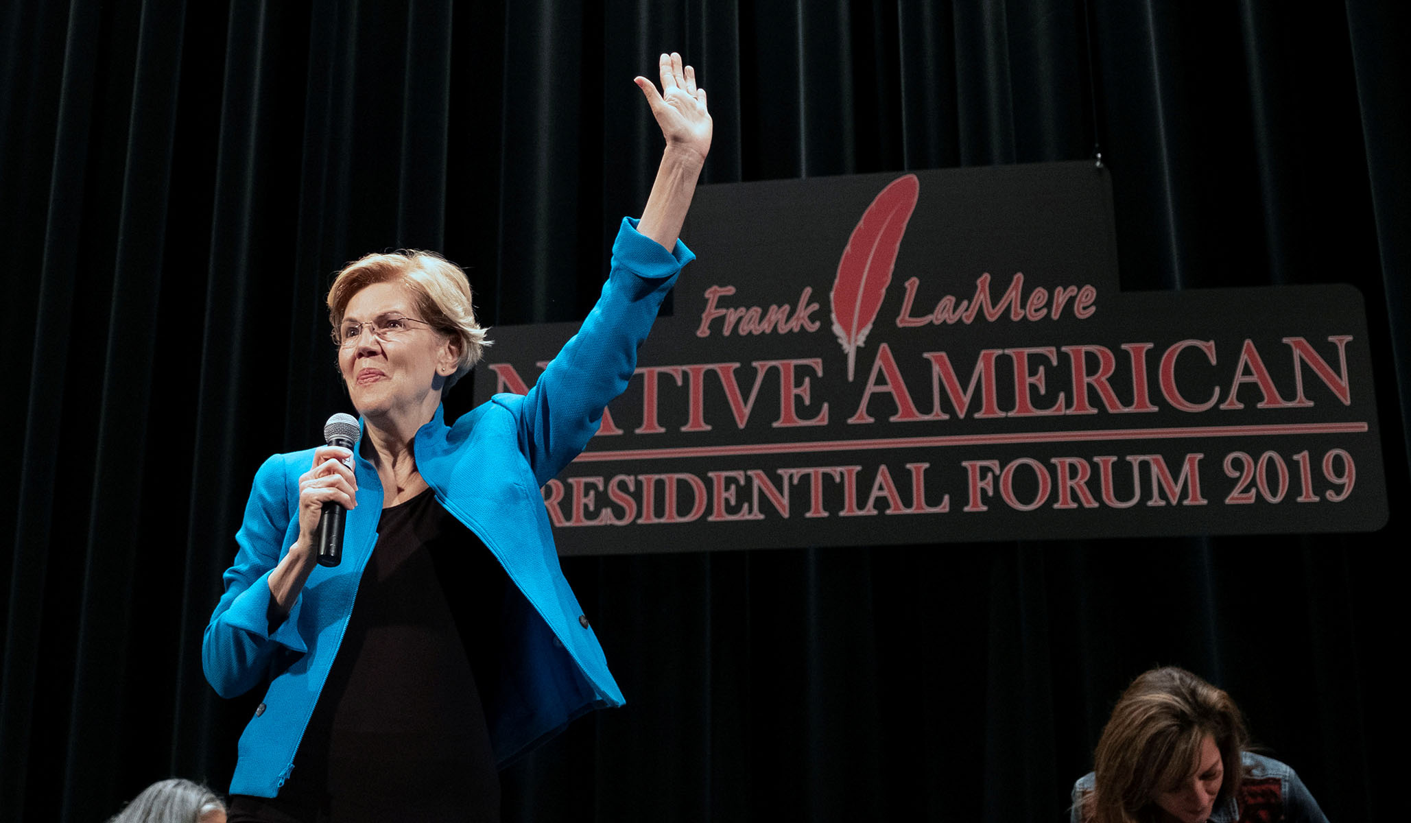 The Media Bend Over Backward to Protect Elizabeth Warren from the Washington Free Beacon's Damaging Scoop