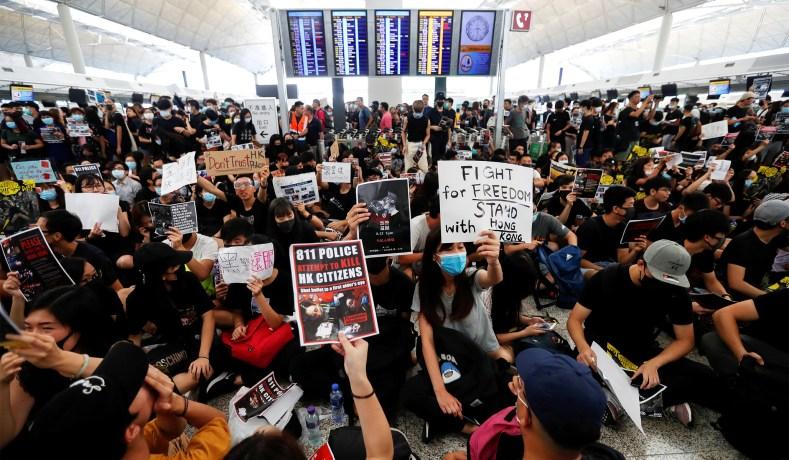 Its Not Just Demonstrators Saying >> China Promises Severe Response To Hong Kong Protests National Review