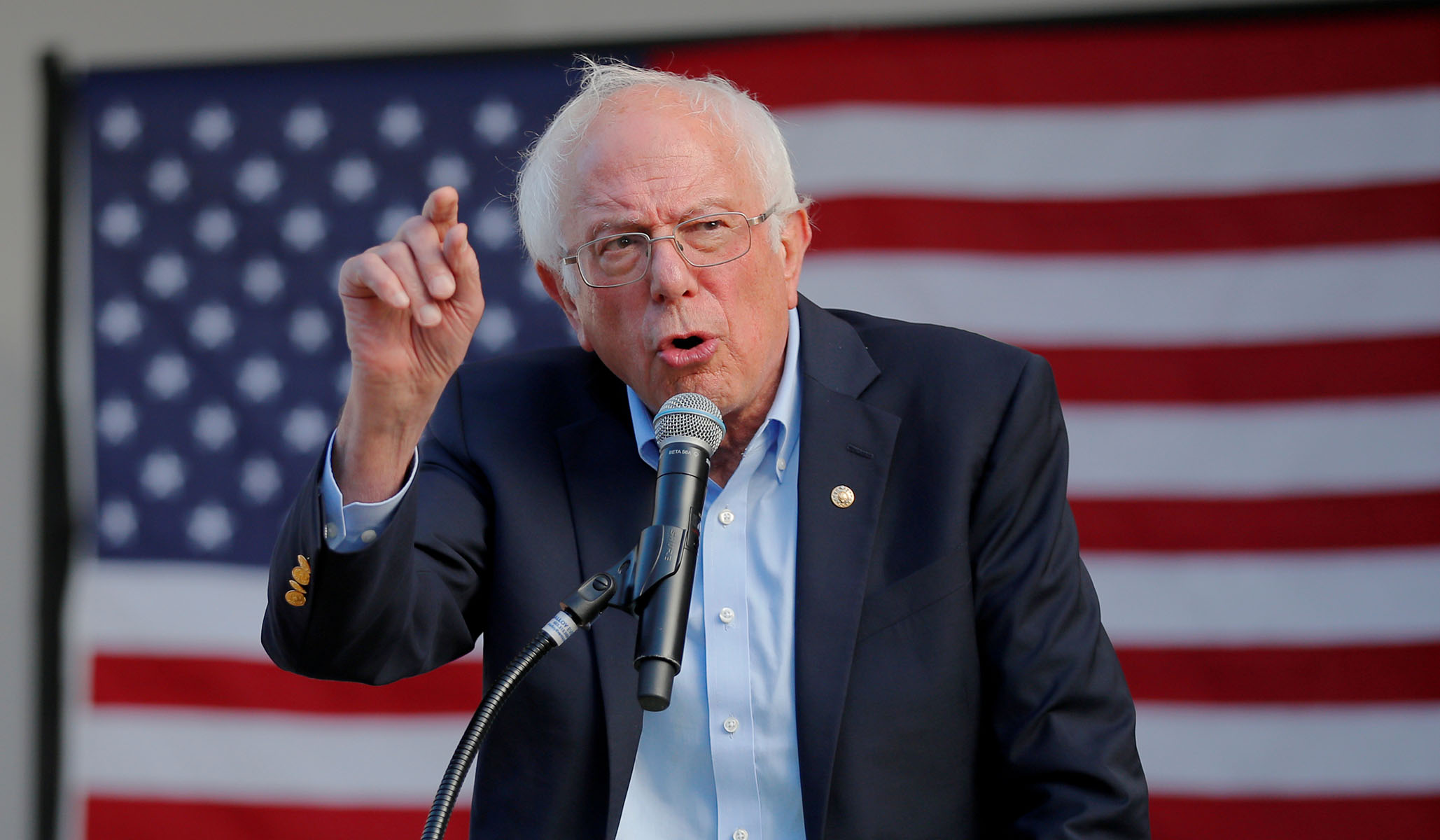 Bernie Sanders Advocates Population Control in 'Poor Countries'