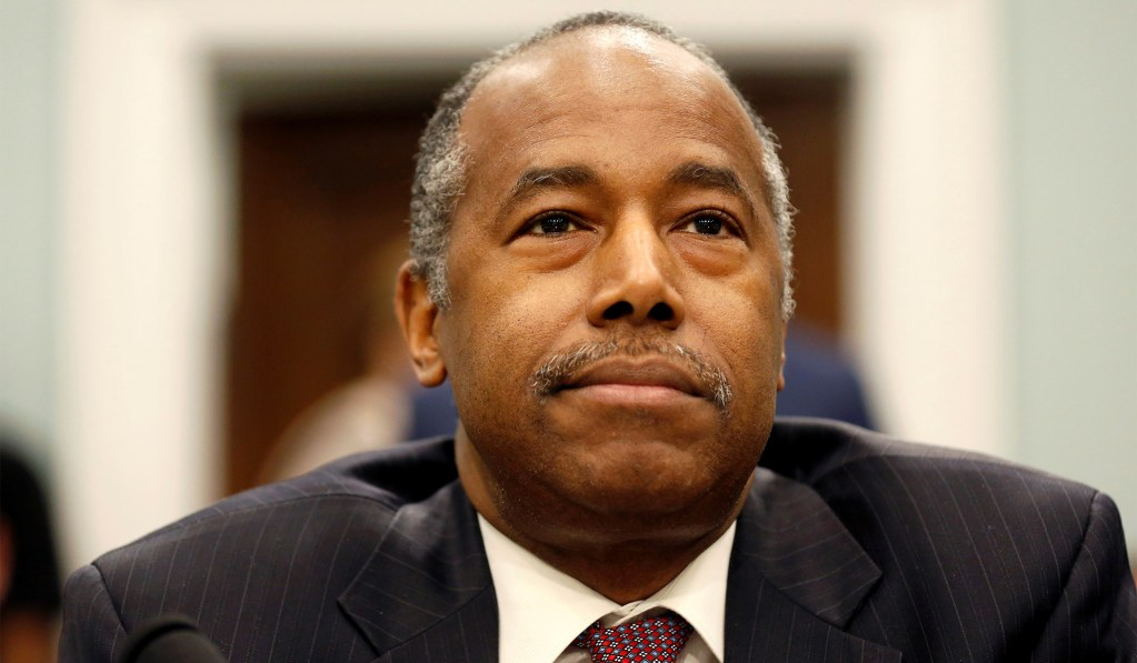 HUD Secretary Ben Carson Tests Positive for Coronavirus thumbnail