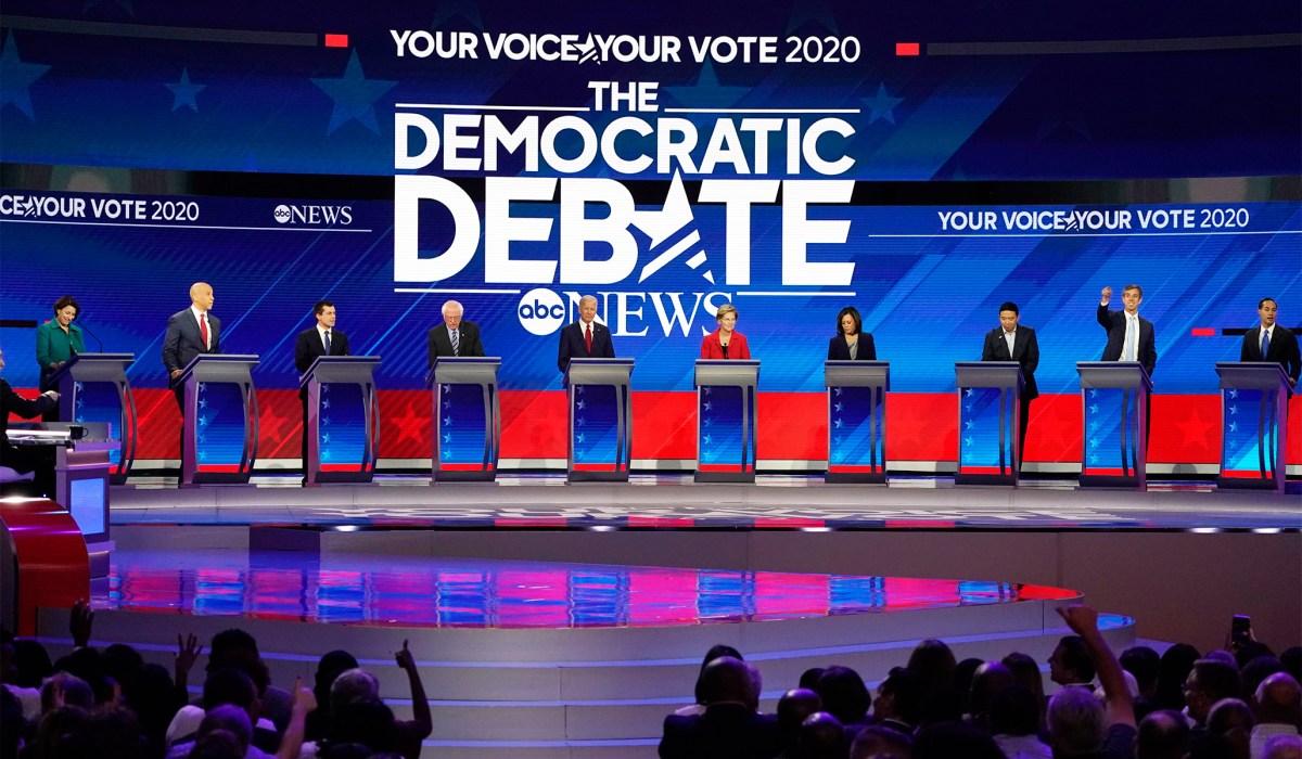 democratic debate - photo #26