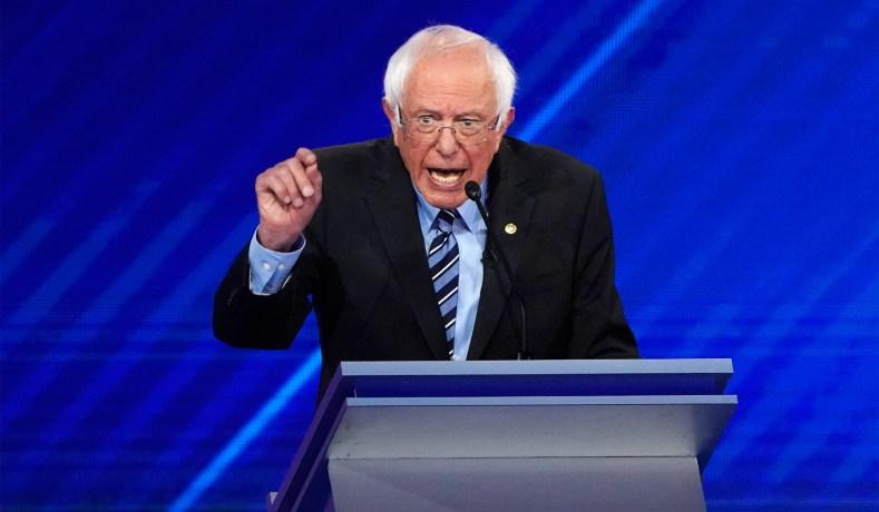 Sanders Distances His Democratic Socialism From Venezuela's 'Vicious Tyrant' Maduro