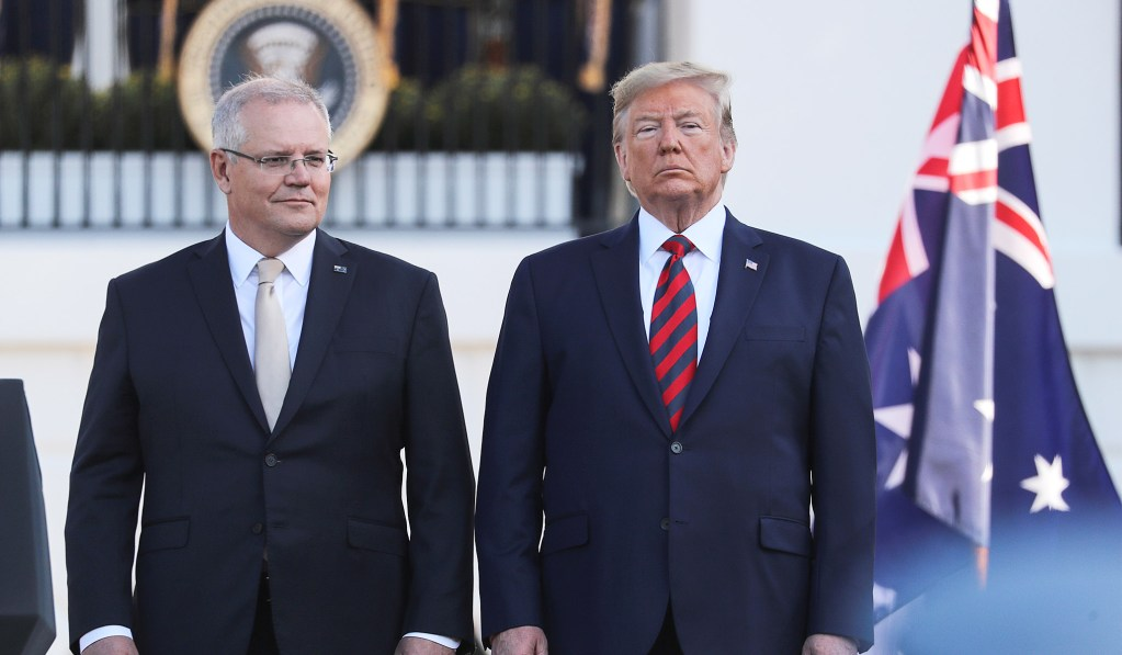 The U.S. Must Stand with Australia against China