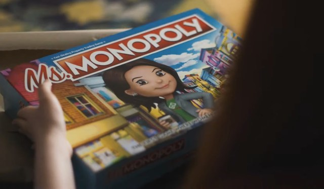 Ms. Monopoly — the World's Dumbest Board Game