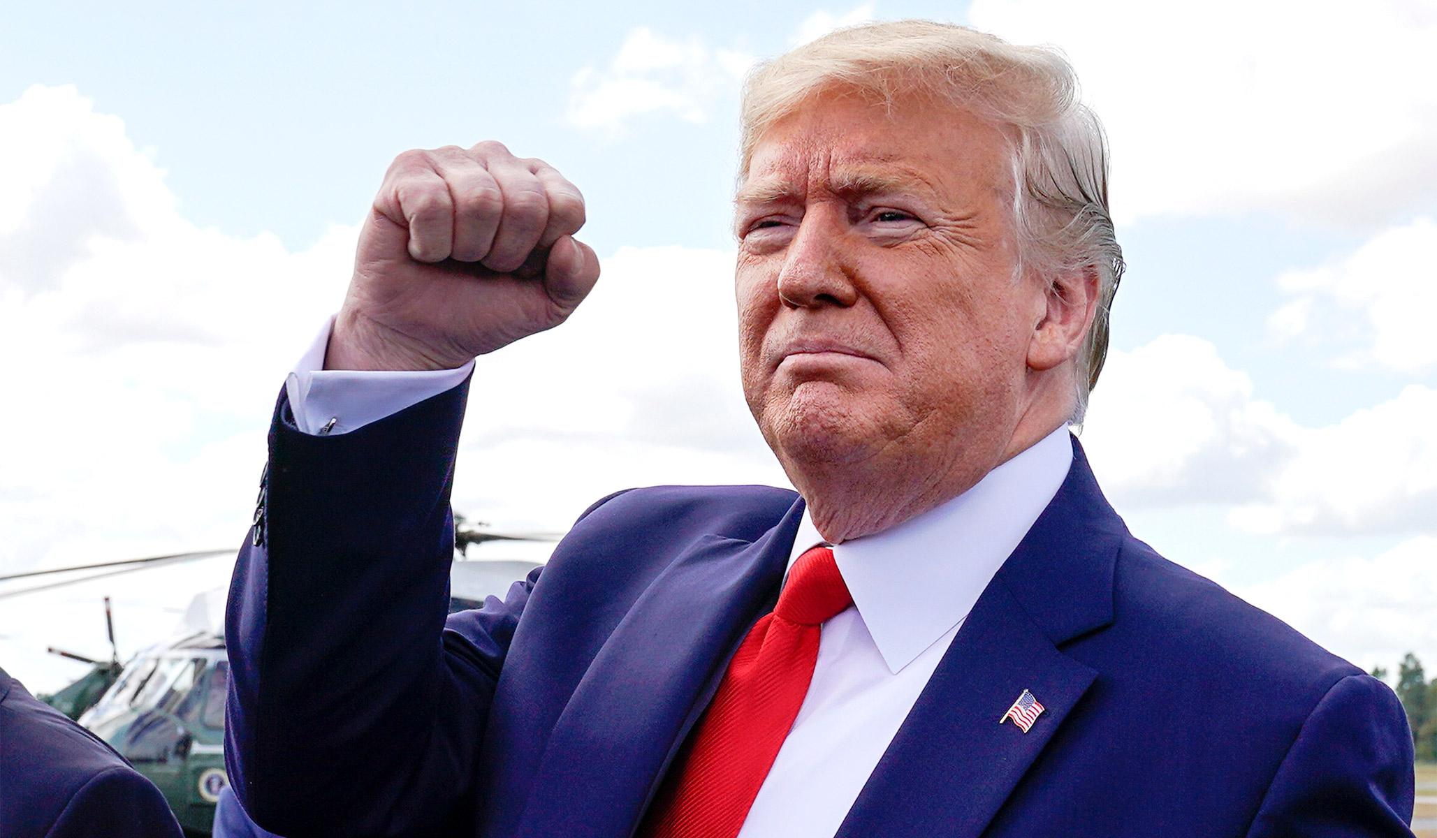 Trump's Impeachment Will Be Trump's Fault