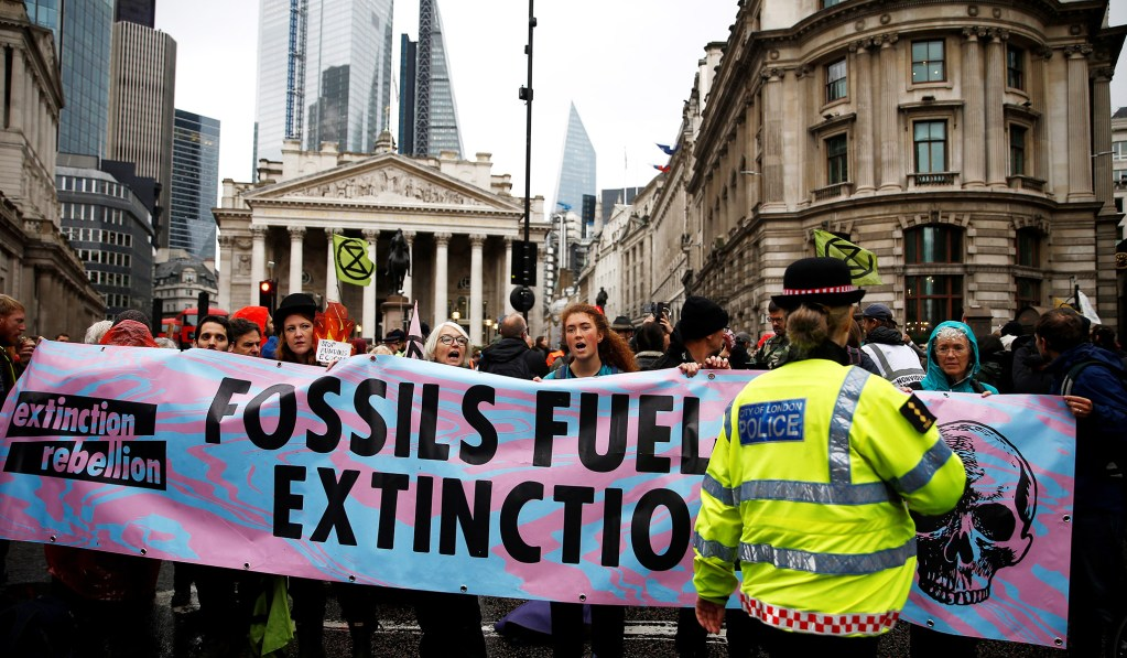 Radical Climate-Change Protests Coming Soon to a City Near You?
