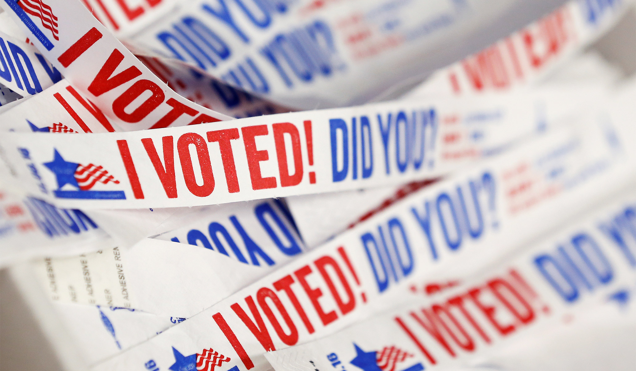 Hispanics Become Largest Voting-Eligible Minority Group
