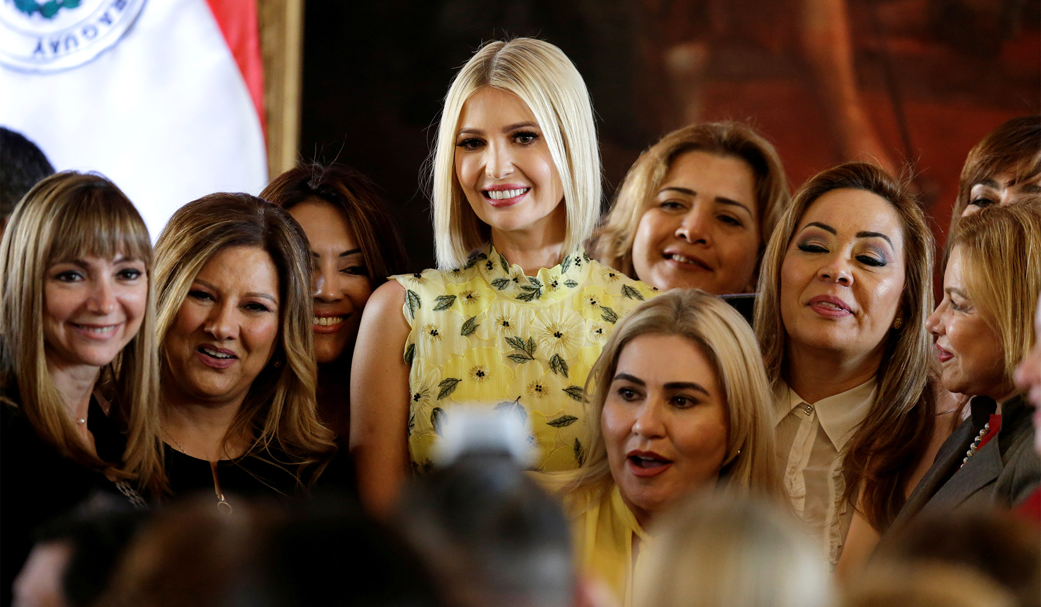 Ivanka Trump Is Right about Empowering Women