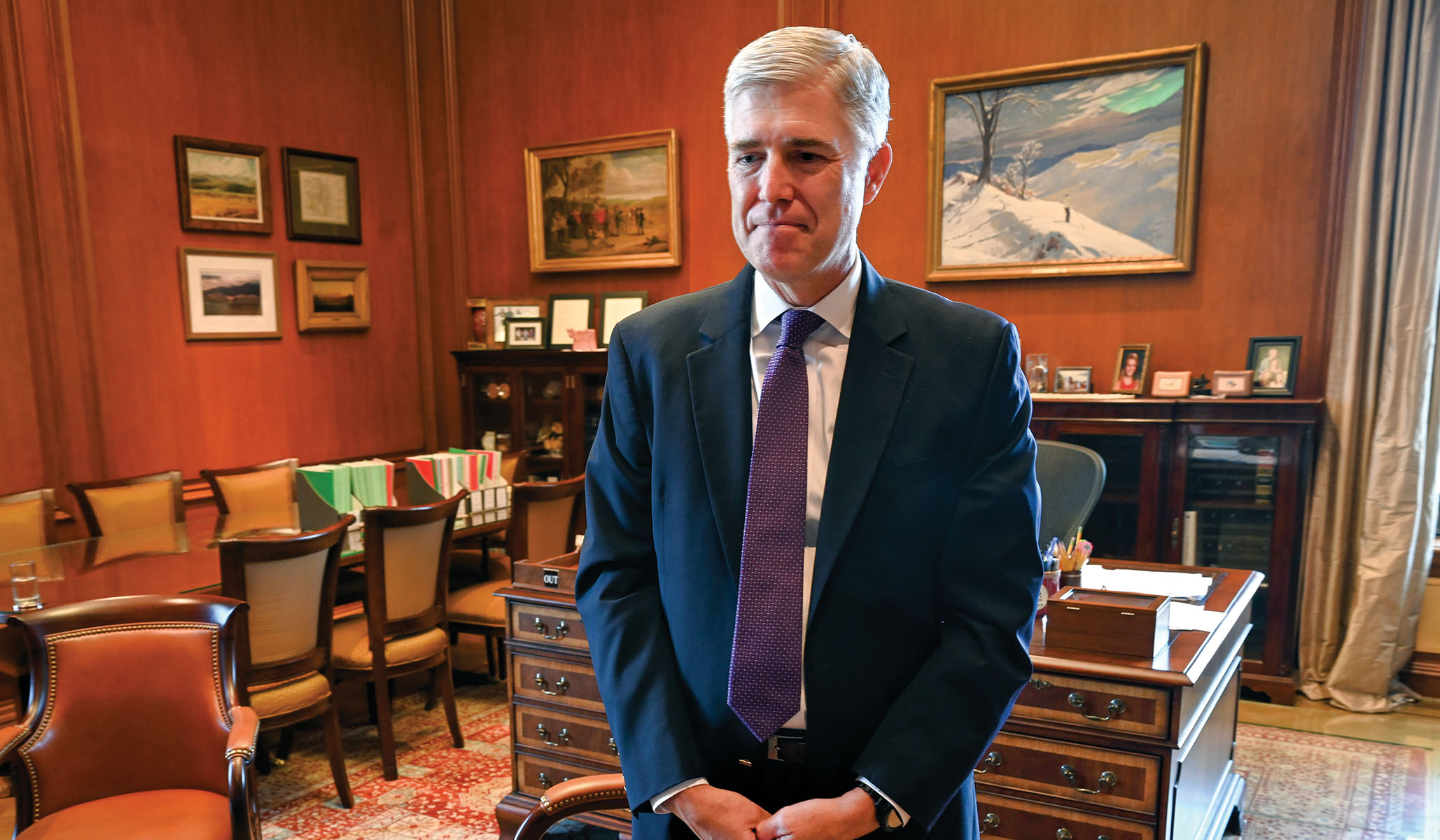 A Conversation with Justice Neil Gorsuch