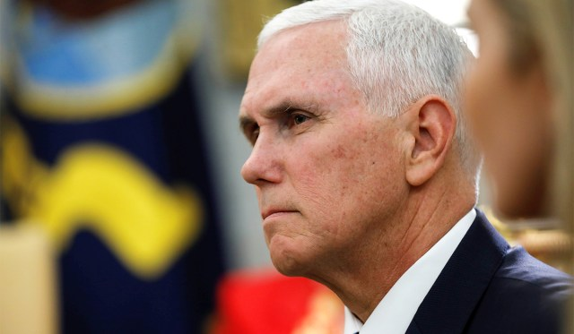 House Democrats Demand Documents from Pence for Impeachment Inquiry