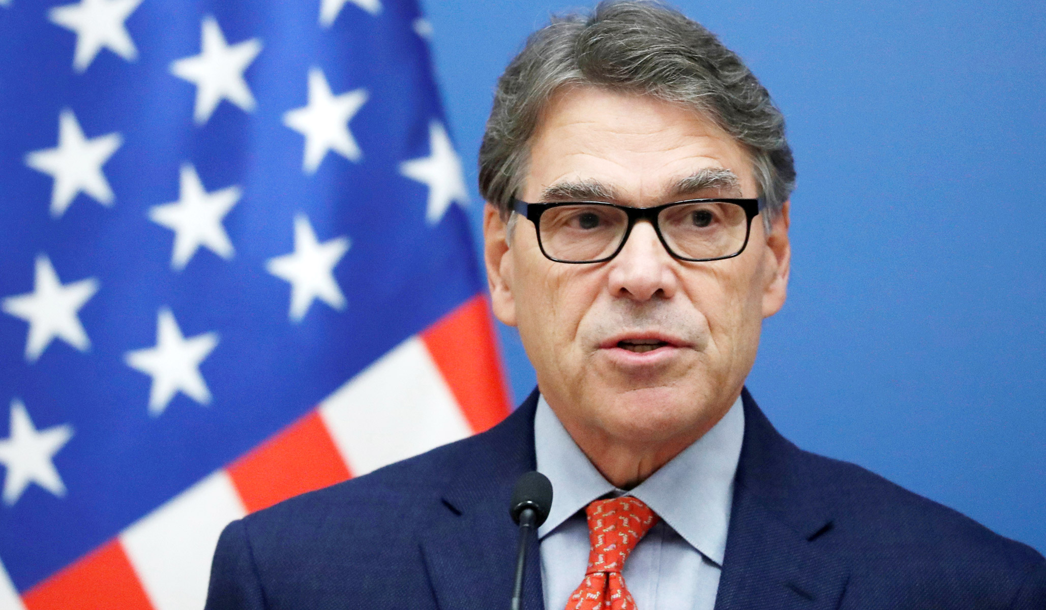 House Democrats Subpoena Rick Perry over Ukraine Dealings