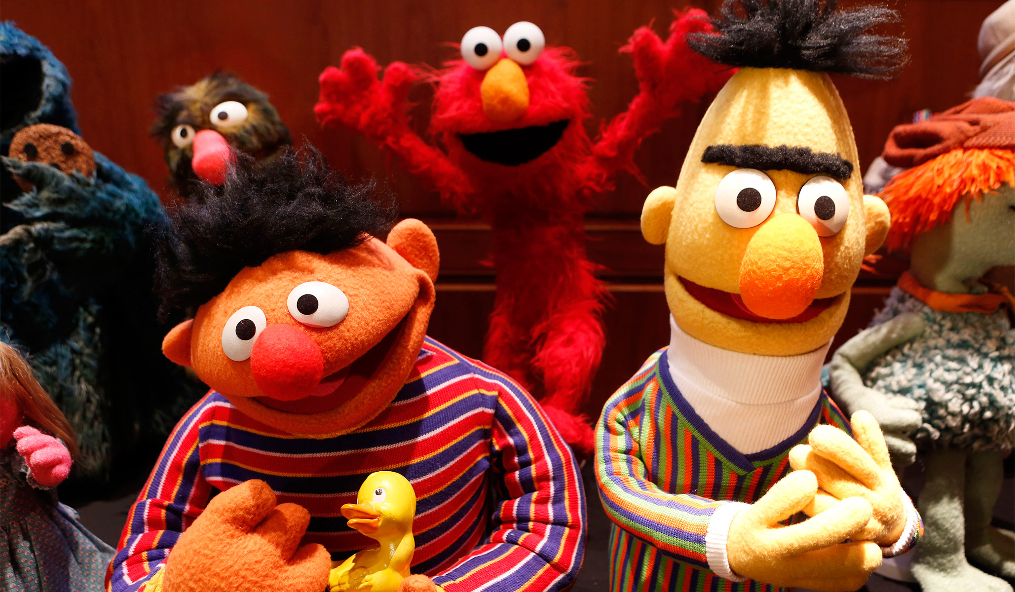 Should Sesame Street Be Scaring Kids?