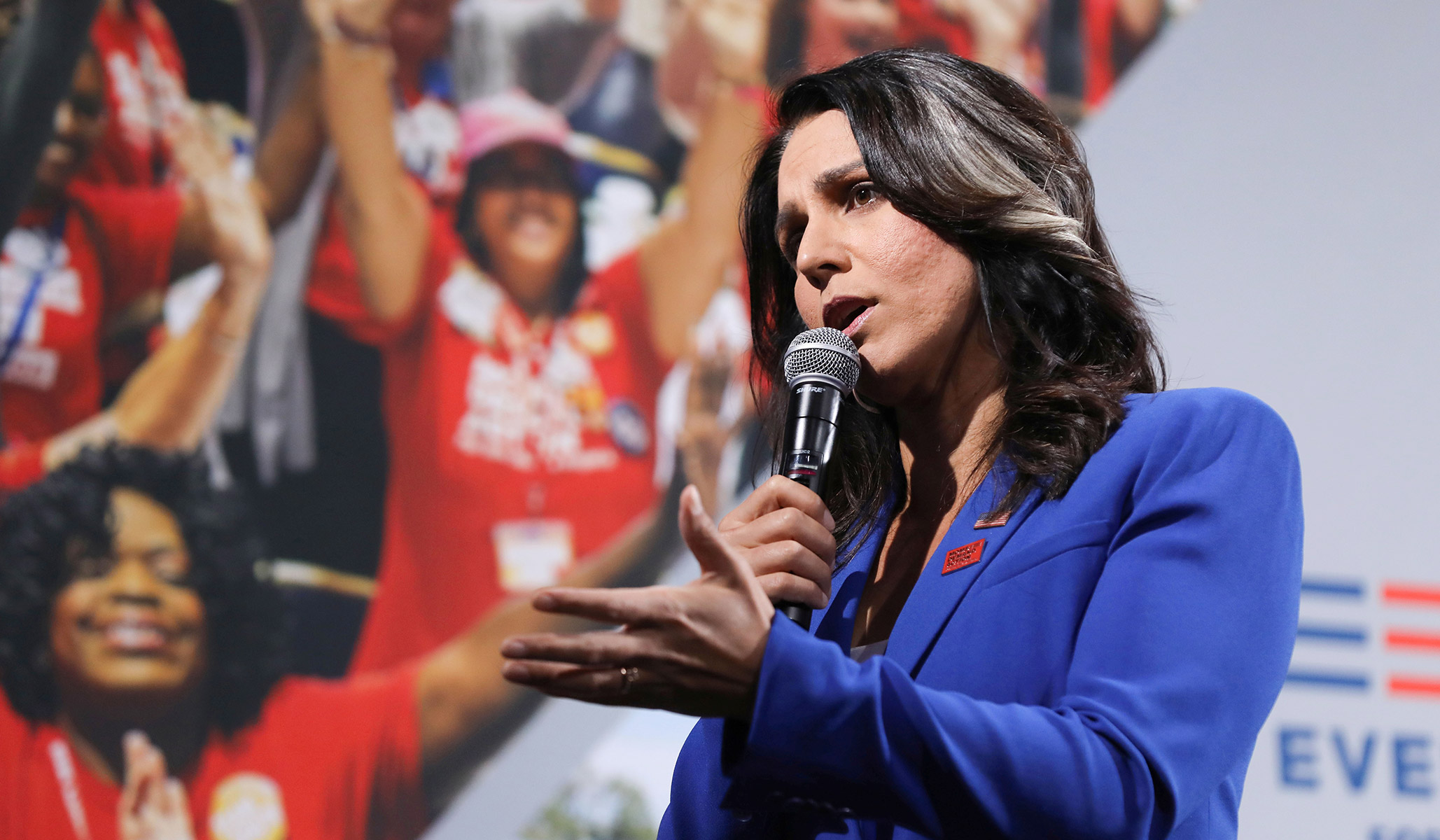 On Abortion, Tulsi Gabbard Sees Something Other Democrats Don't