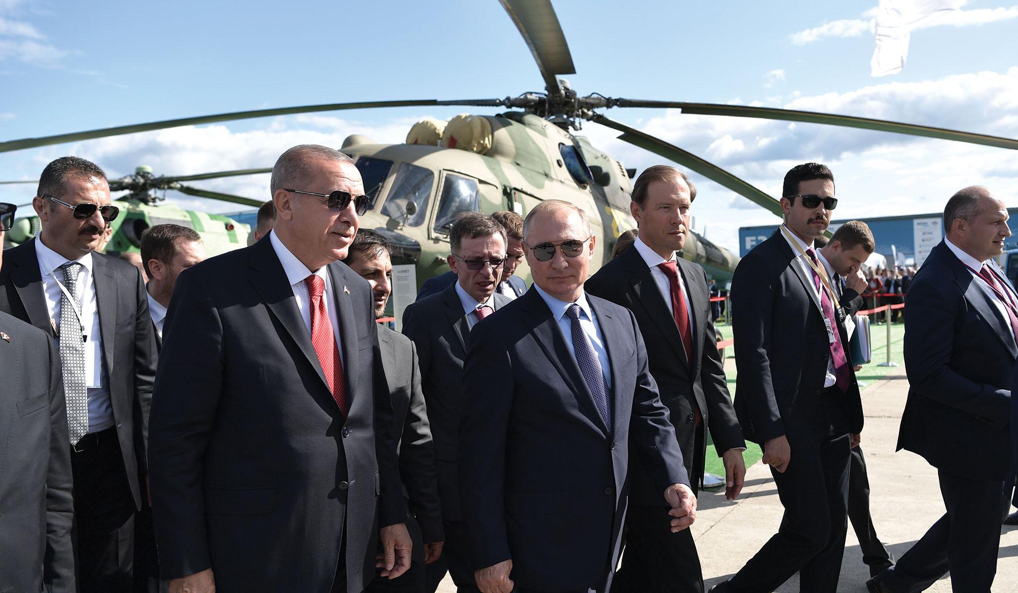 Turkey, NATO, and a Shifting World