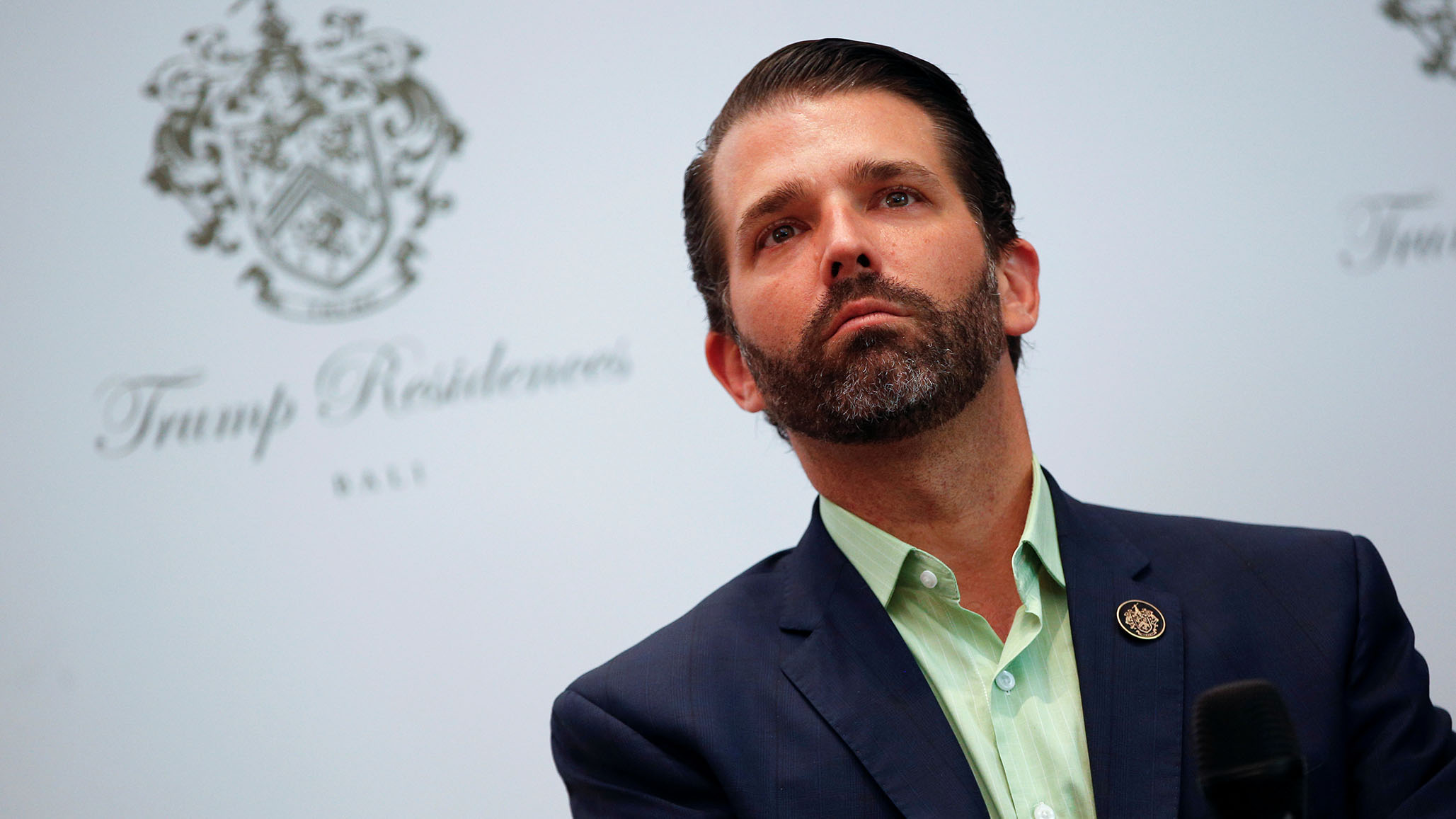 Why Donald Trump Jr. Was Heckled by 'America First Nationalists'