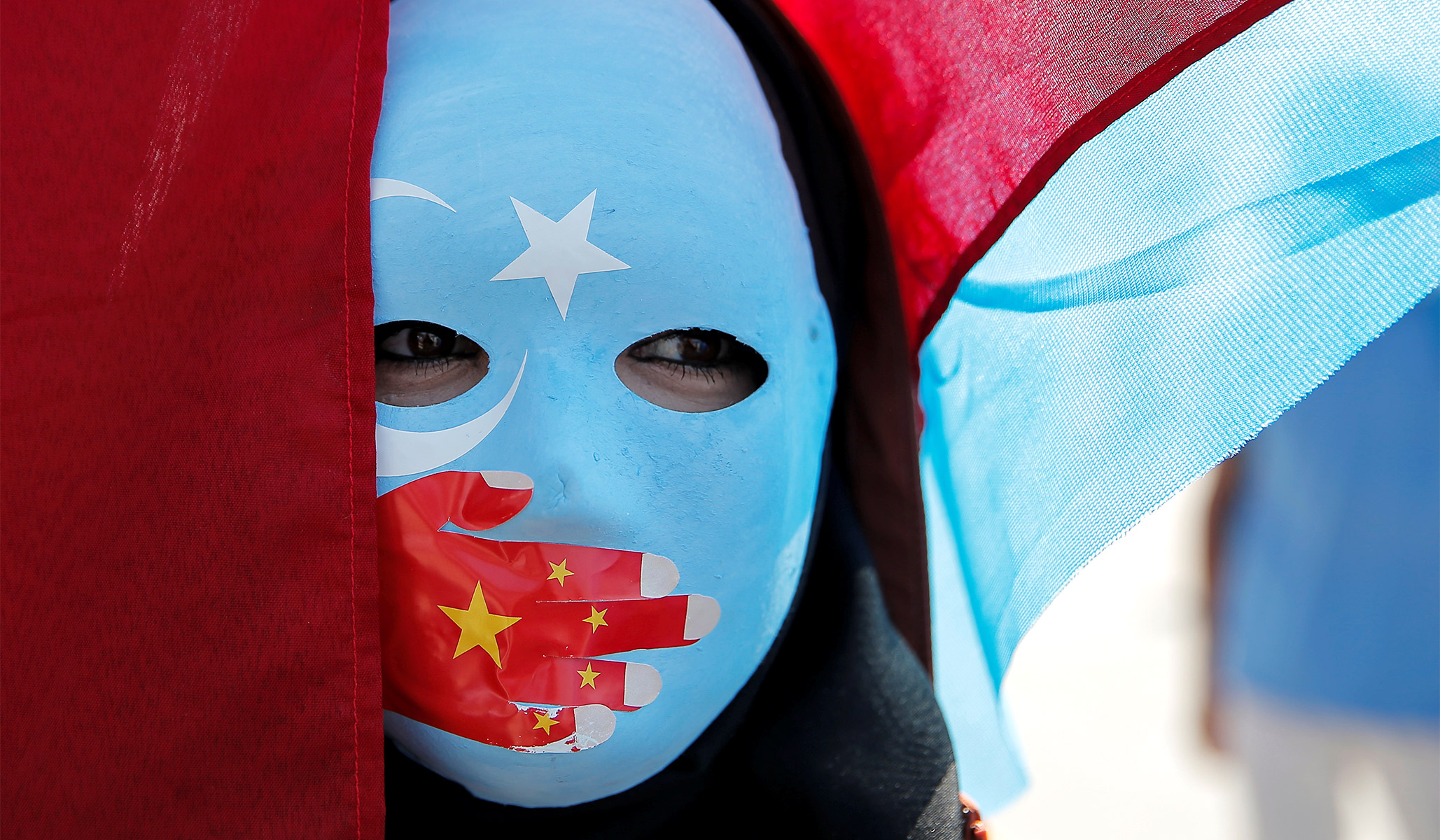 Facing the Uyghur question, &c.