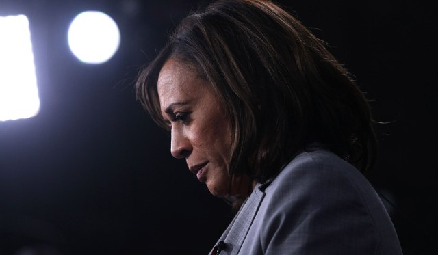 On Kamala Harris